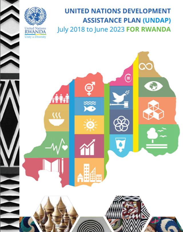 UNDAP II - the United Nations Development Assistance Plan 2018-2023