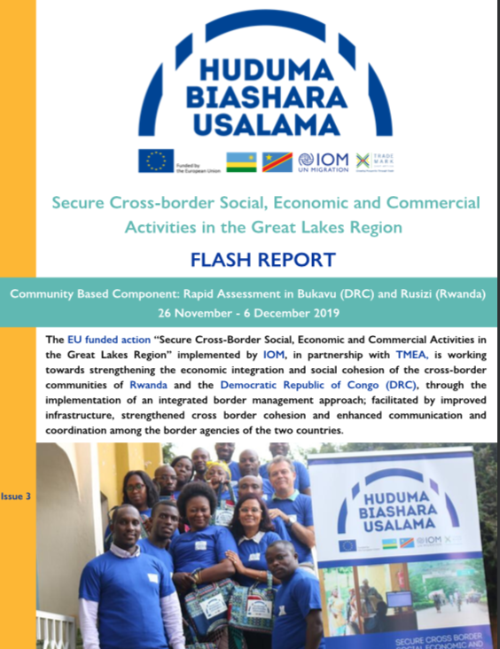 Flash Report Issue 3