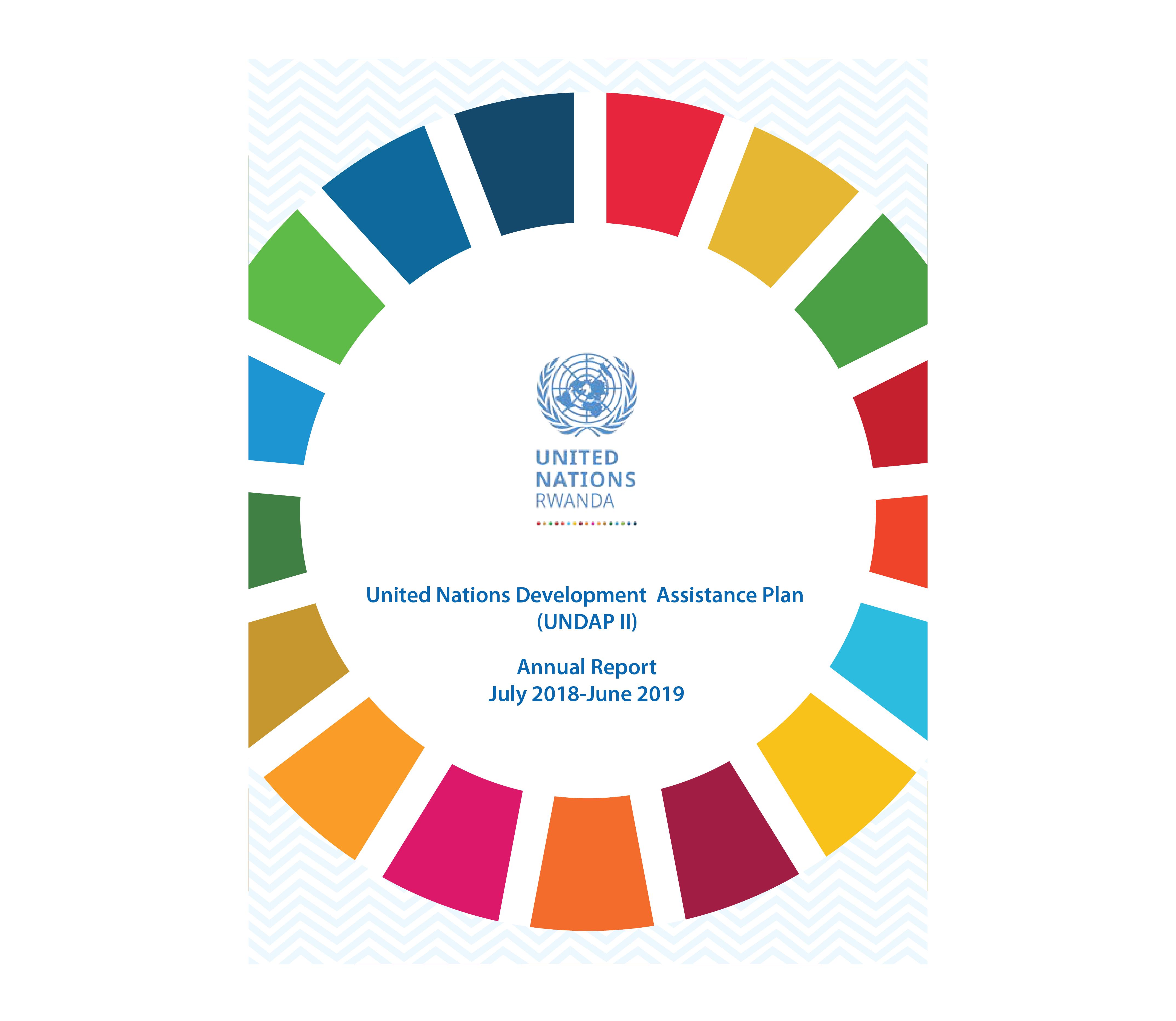 United Nations Development Assistance Plan (UNDAP II) Annual Report. June 2018 - July 2019