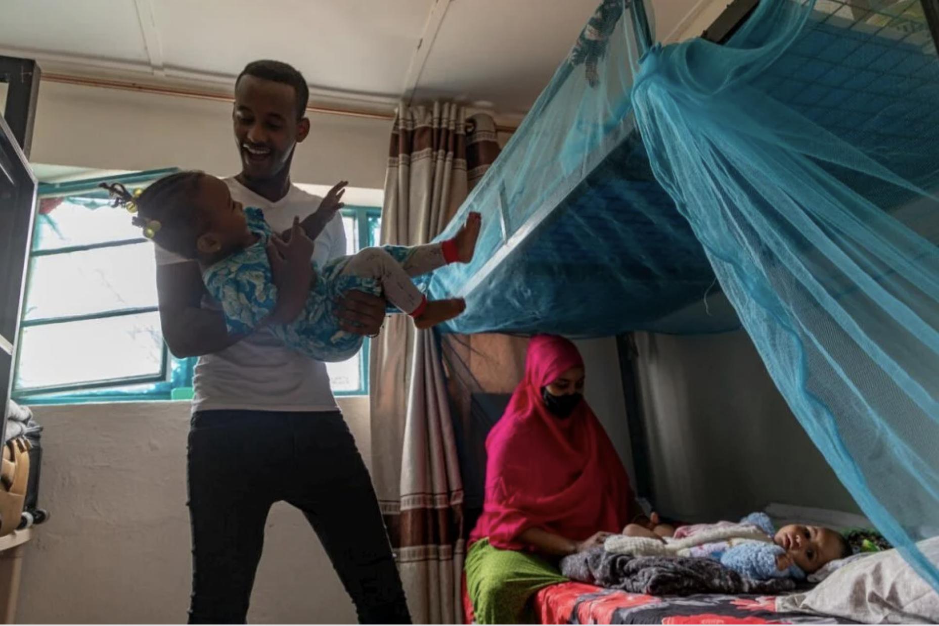 Grandi praises Rwanda for offering life-saving haven for refugees