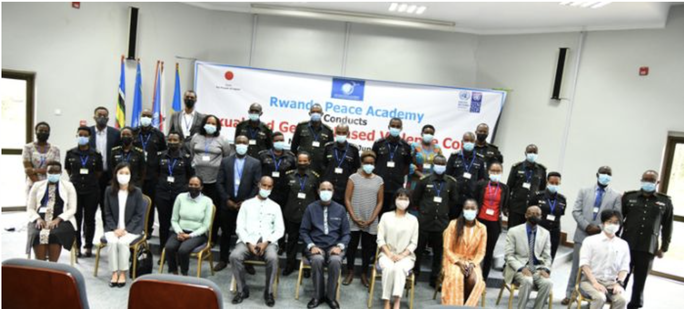 UNDP and the Government of Japan partnered to support capacity strengthening of regional security actors.