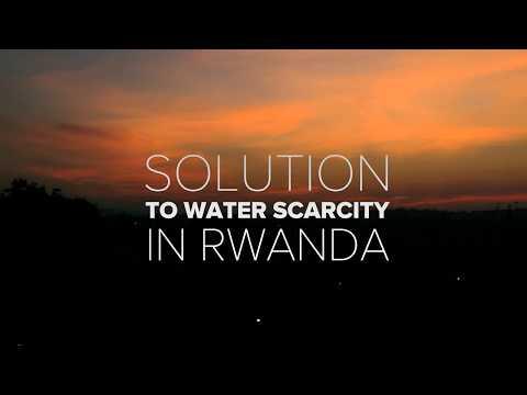 WATCH: Solutions to water scarcity in Rwanda